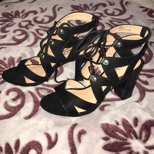 XOXO strappy sandals